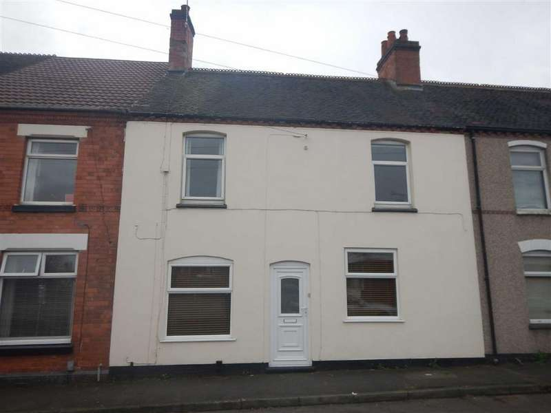 3 Bedrooms Terraced House for sale in Bridge Street, Nuneaton, Warwickshire, CV11