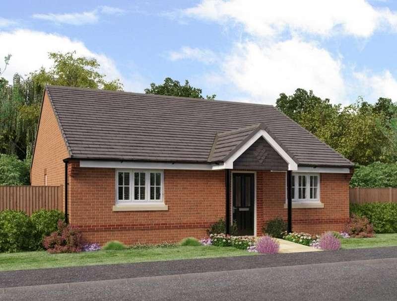 3 Bedrooms Detached Bungalow for sale in Jack Lane, Moulton