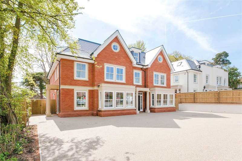 4 Bedrooms Semi Detached House for sale in South Park Drive, Gerrards Cross, Buckinghamshire, SL9