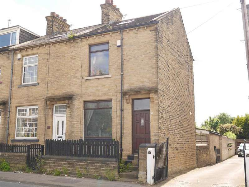 2 Bedrooms End Of Terrace House for sale in Broad Lane, Bradford