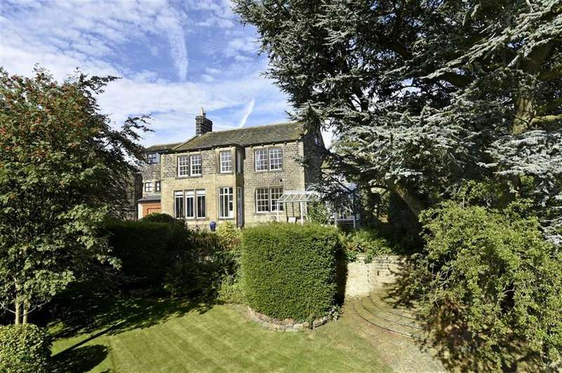 6 Bedrooms Unique Property for sale in Whinney Bank Lane, Wooldale, HOLMFIRTH, West Yorkshire, HD9