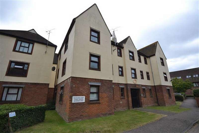 1 Bedroom Apartment Flat for sale in Woodham Court, Akenfield Close, South Woodham Ferrers, Essex