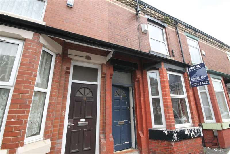 3 Bedrooms Terraced House for sale in Arnside Street, Manchester