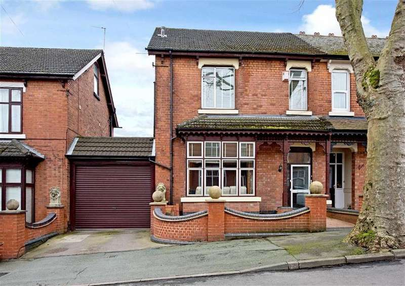 5 Bedrooms Semi Detached House for sale in 4, Lonsdale Road, Penn Fields, Wolverhampton, West Midlands, WV3