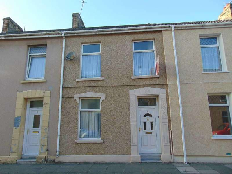 3 Bedrooms Terraced House for sale in Andrew St, Llanelli