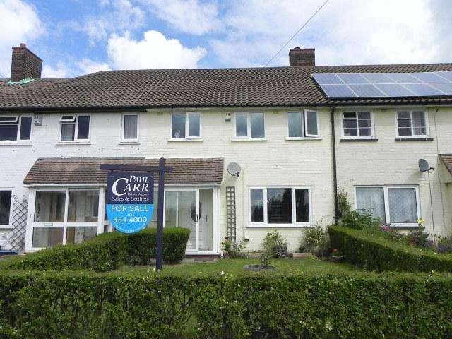 3 Bedrooms Terraced House for sale in Falcon Lodge Crescent,Falcon Lodge,Sutton Coldfield