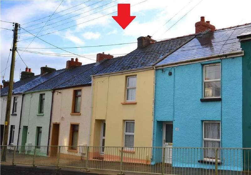 3 Bedrooms Terraced House for sale in Haverfordwest