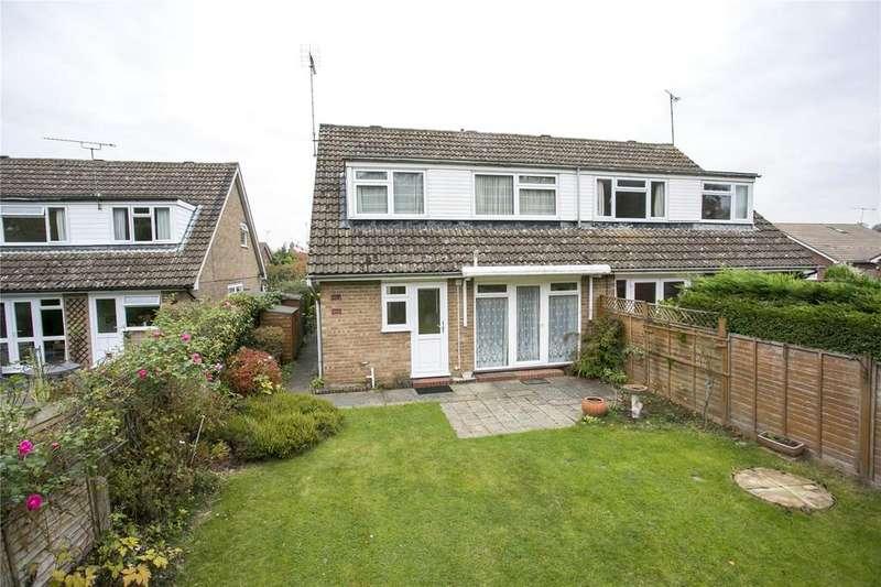 3 Bedrooms Semi Detached House for sale in Pontoise Close, Sevenoaks, Kent