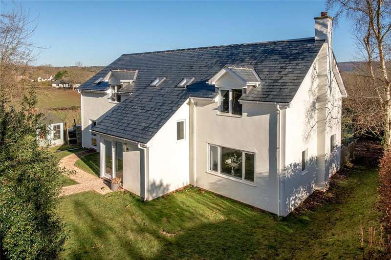 4 Bedrooms Detached House for sale in Lydeard St. Lawrence, Taunton, Somerset