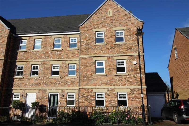 5 Bedrooms Semi Detached House for sale in Barmoor Drive, Newcastle Upon Tyne, NE3