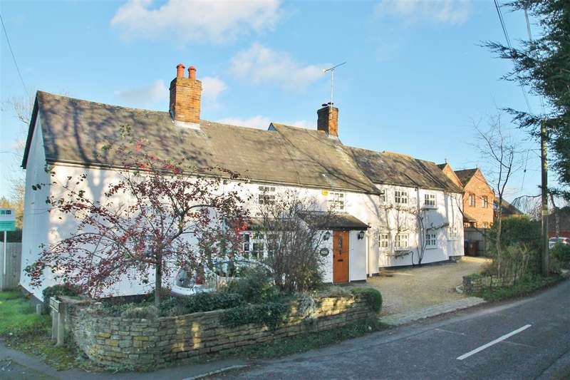 5 Bedrooms Detached House for sale in The Old Greyhound, Leckhampstead Road, Akeley