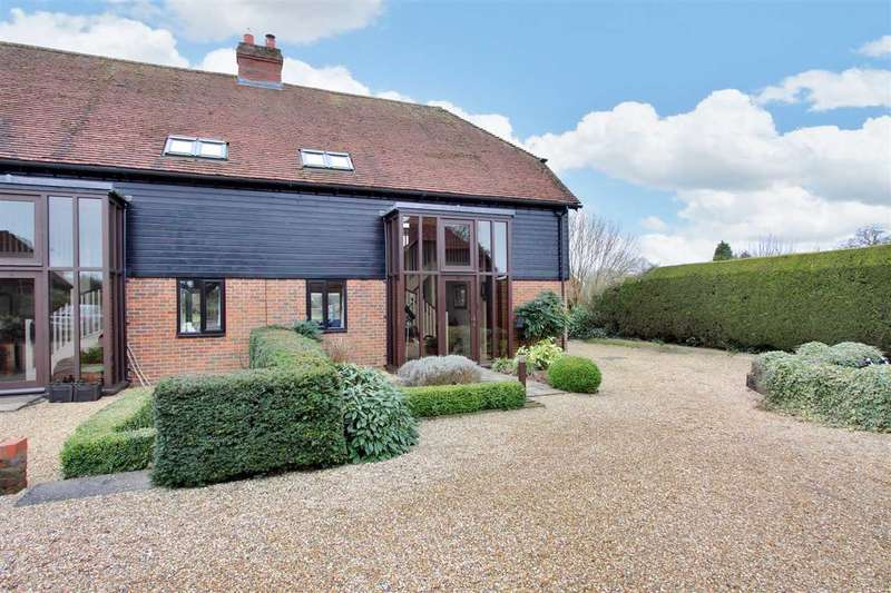 3 Bedrooms Semi Detached House for sale in The Old Courtyard, Ragged Appleshaw, Andover