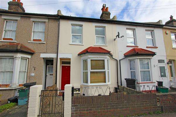 3 Bedrooms Terraced House for sale in Purley Road, South Croydon