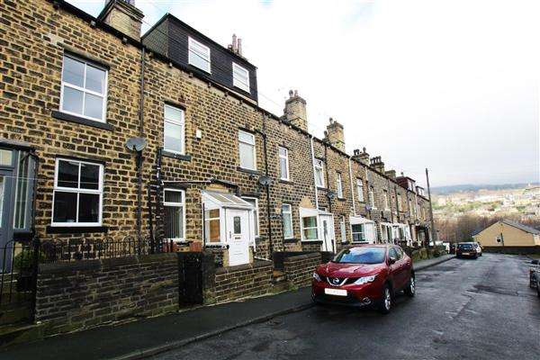 3 Bedrooms Terraced House for sale in Egremont Street, Sowerby Bridge