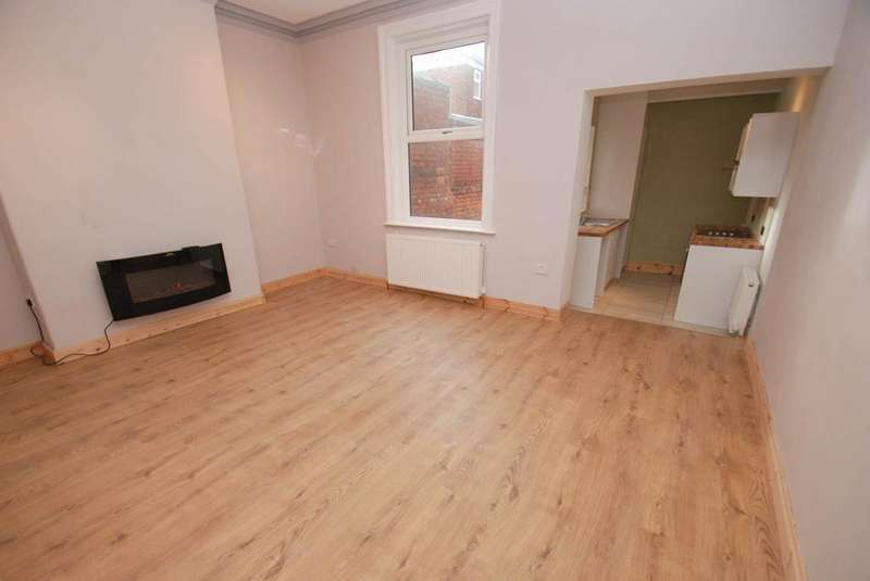 2 Bedrooms Terraced House for sale in Baring Street, South Shields