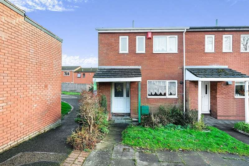 2 Bedrooms Property for sale in Cherrington, Stirchley, Telford, TF3