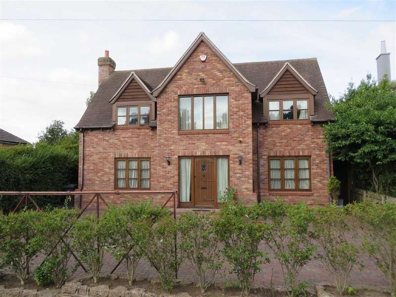 5 Bedrooms Detached House for sale in Vicarage Lane, Old Humberstone