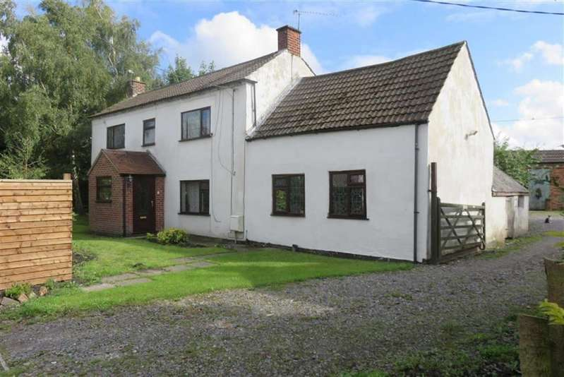 4 Bedrooms Detached House for sale in Loughborough Road, Coleorton