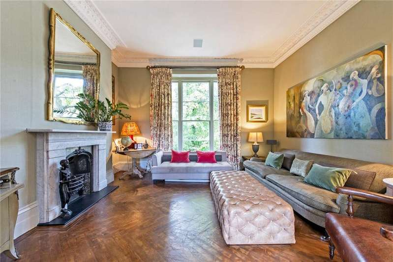 4 Bedrooms House for sale in Loudoun Road, St John's Wood, London, NW8