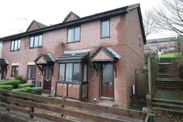 3 Bedrooms Semi Detached House for sale in Hawkes Ridge, Ty Canol, Cwmbran