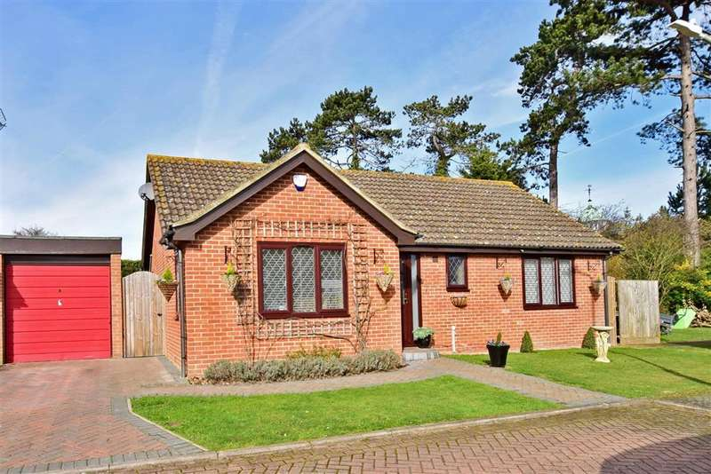 3 Bedrooms Bungalow for sale in Amos Close, Herne Bay, Kent