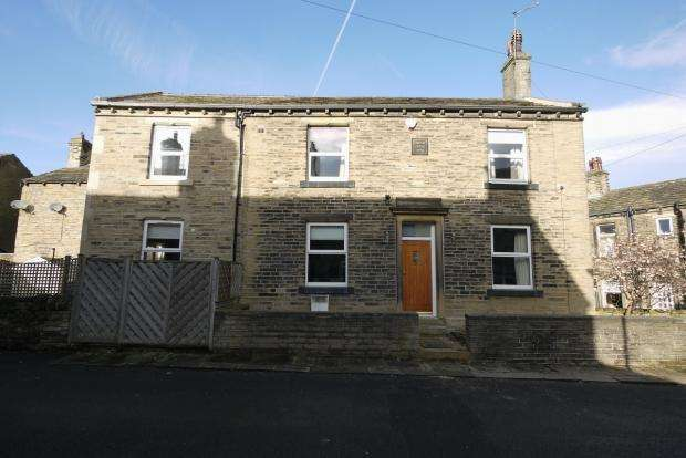 4 Bedrooms Detached House for sale in South Grove Hove Edge Brighouse