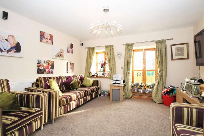 3 Bedrooms Barn Conversion Character Property for sale in The Barn, Brade Street, Broughton in Furness