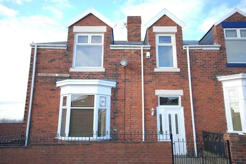 3 Bedrooms Terraced House for sale in Broadsheath Terrace, Southwick