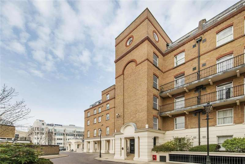 2 Bedrooms Flat for sale in Devonshire House, 29 Lindsay Square, London