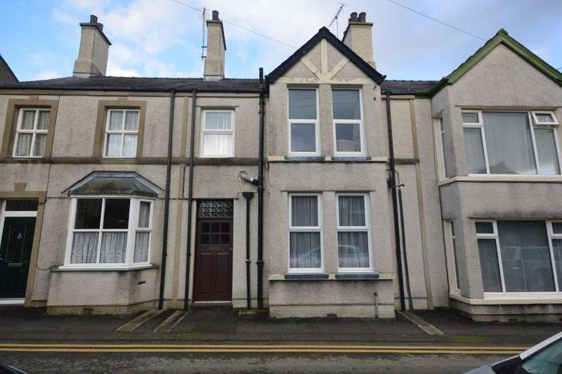 4 Bedrooms Terraced House for sale in Chapel Street, Menai Bridge, North Wales