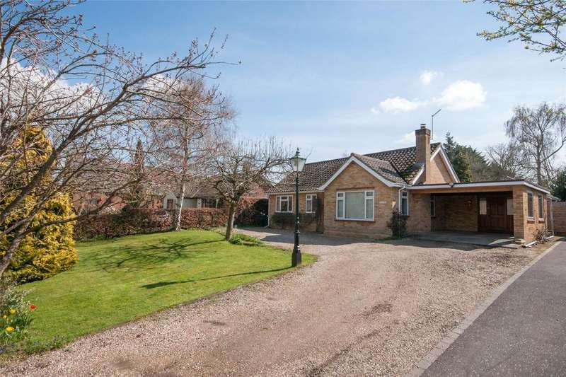 5 Bedrooms Detached House for sale in Chapel Lane, Shotesham, Norfolk, NR15