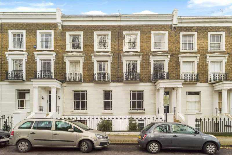 2 Bedrooms Flat for sale in Compton Road, Islington, London
