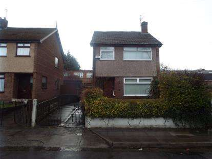 3 Bedrooms Detached House for sale in Lilley Road, Liverpool, Merseyside, L7