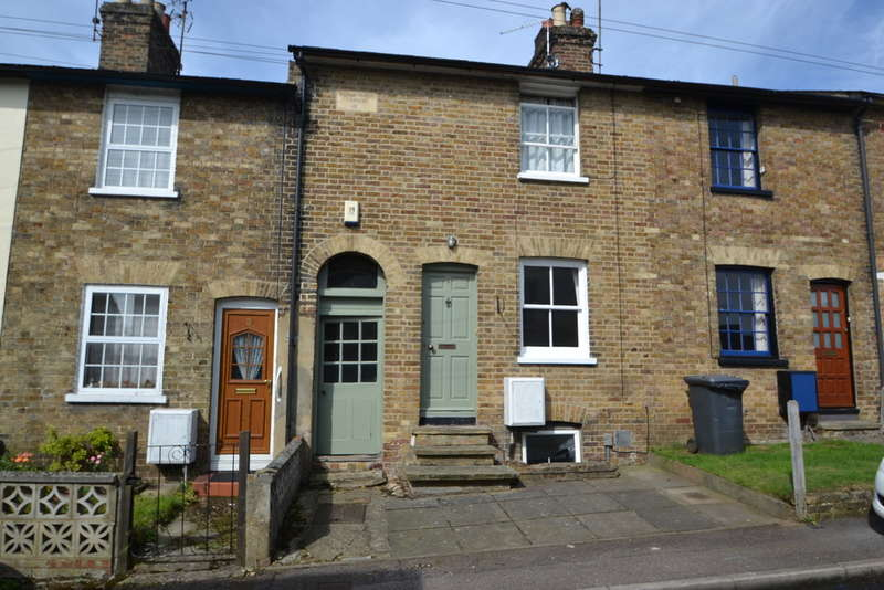 2 Bedrooms Terraced House for sale in Alpha Place, Bishop's Stortford
