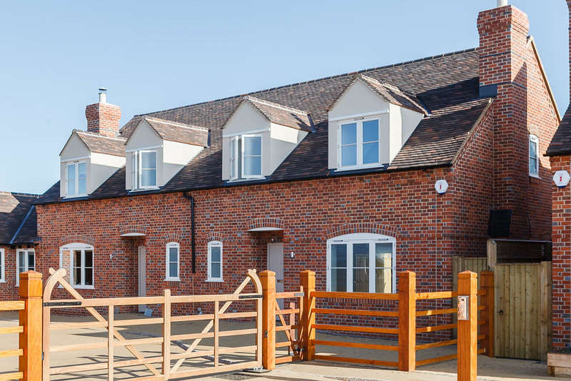 3 Bedrooms Semi Detached House for sale in Wisteria Cottage, Yew Tree Courtyard, Nuneham Courtenay