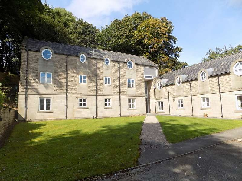 2 Bedrooms Flat for sale in Wye House, Corbar Road