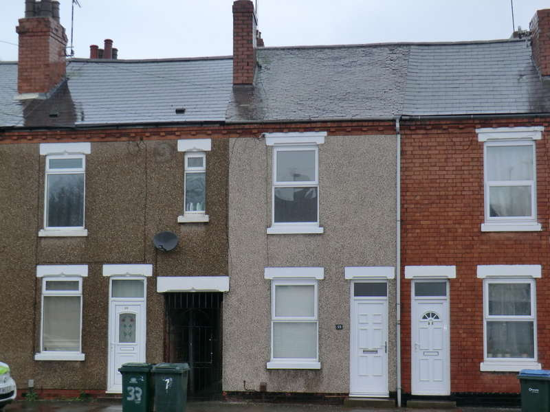 2 Bedrooms Terraced House for sale in Bell Green Road