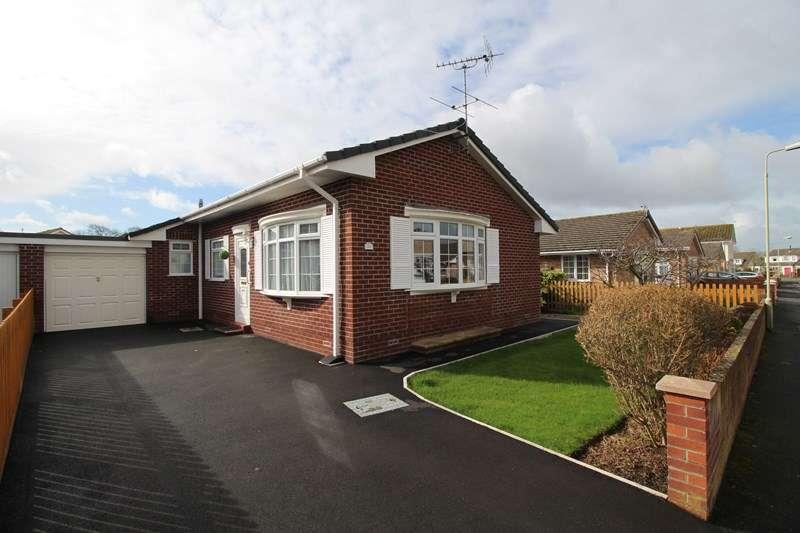 3 Bedrooms Detached Bungalow for sale in Cleave Park, Fremington, Barnstaple