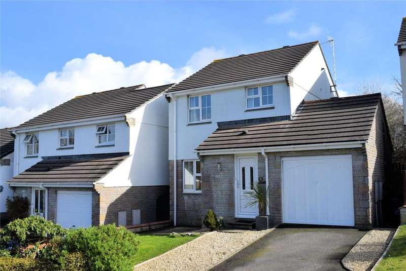 3 Bedrooms Detached House for sale in Nanscober Place, Helston