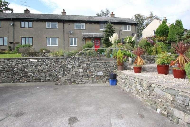 3 Bedrooms Terraced House for sale in 5 Weston Houses, Endmoor. LA8 0HA