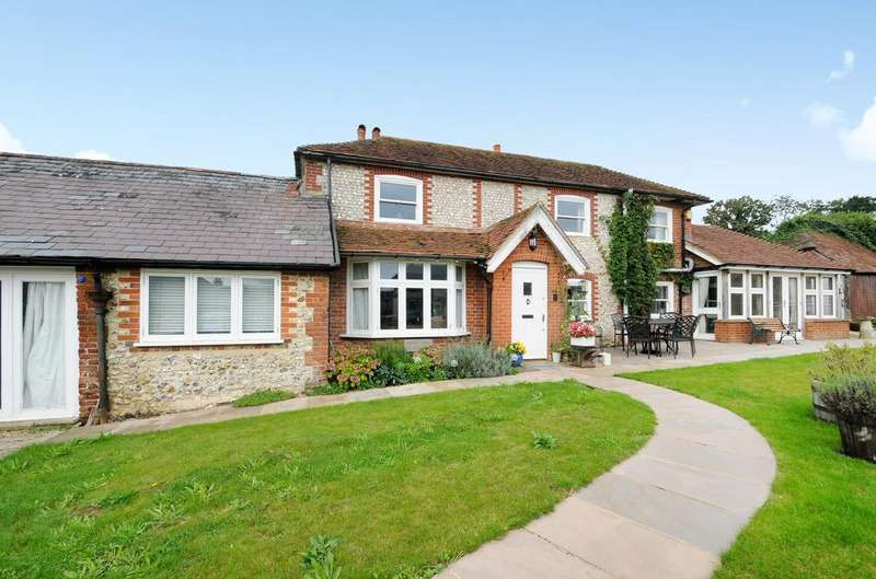 4 Bedrooms Terraced House for sale in Blendworth Lane, Blendworth, PO8