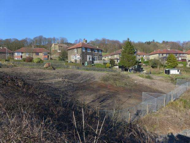 Land Commercial for sale in HALLROYD ROAD TODMORDEN