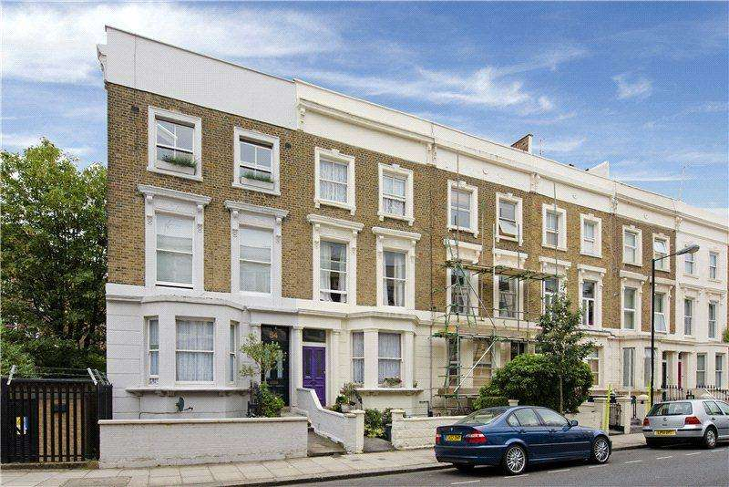 6 Bedrooms House for sale in Edbrooke Road, Maida Vale, London
