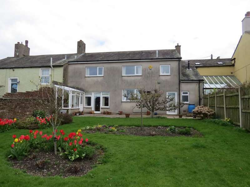 4 Bedrooms Terraced House for sale in Barn Cottage, Main Street, St. Bees, Cumbria