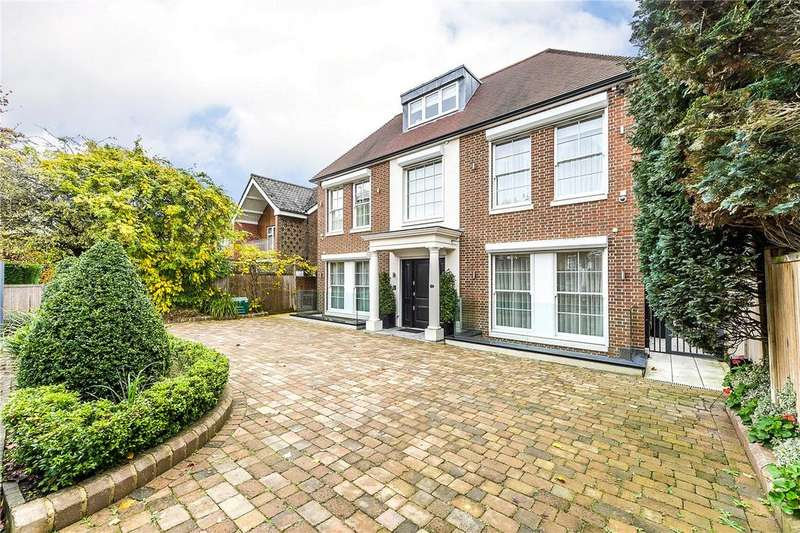6 Bedrooms Detached House for rent in Sheldon Avenue, Highgate, London, N6