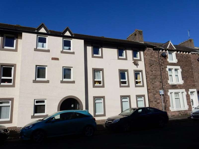 2 Bedrooms Flat for sale in Corporation Road, Workington