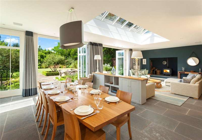 5 Bedrooms Detached House for sale in Lyndhurst Road, Exeter, Devon