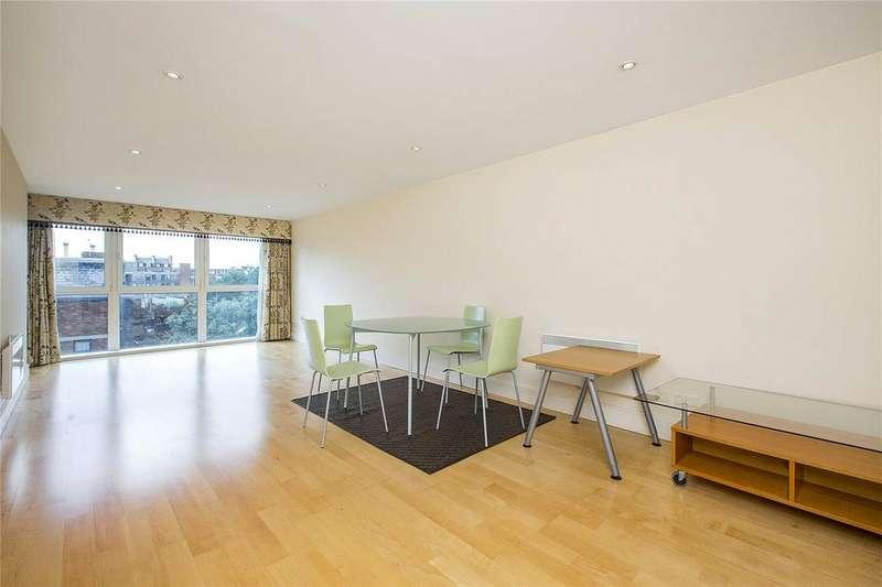 2 Bedrooms Flat for sale in Vauxhall Bridge Road, Pimlico, London