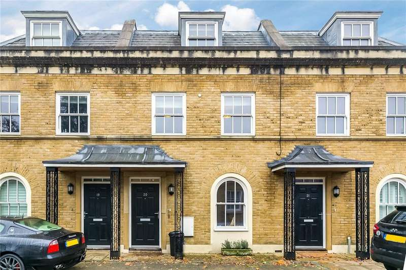 4 Bedrooms Terraced House for sale in Cromwell Place, London