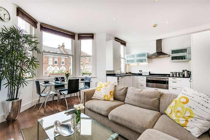 2 Bedrooms Flat for sale in Battersea Rise, Battersea, London